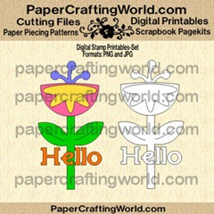 hello flower ppr-ds-325