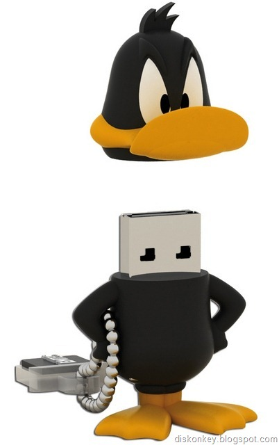 Daffy USB flash drive