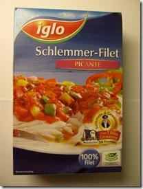 Iglo Schlemmer-Filet Picante