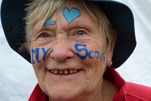 Helen I love my scouts