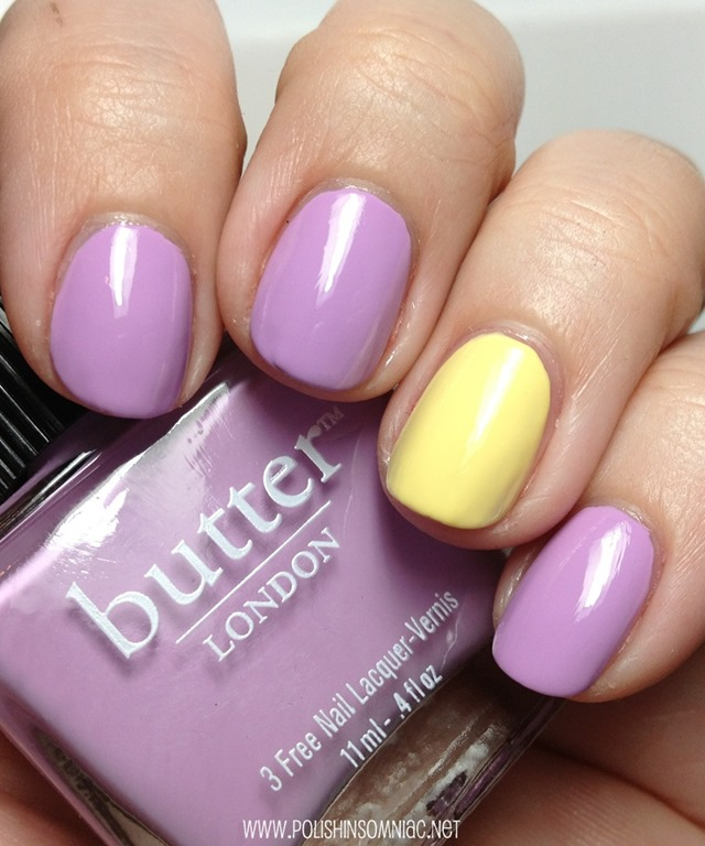 butter LONDON Molly-Coddled and Jasper