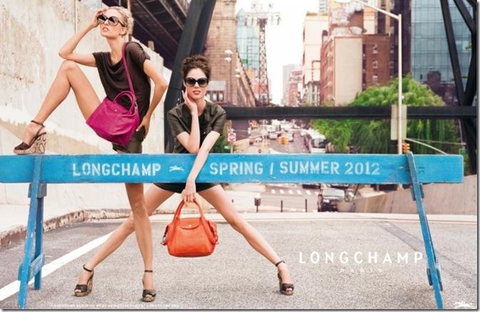 Longchamp Cuir