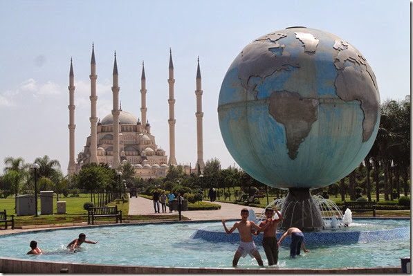 Адана, мечеть