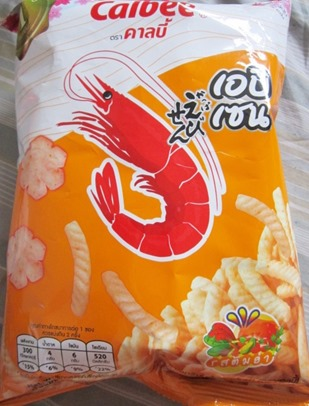 calbee tom yum, bitsandtreats