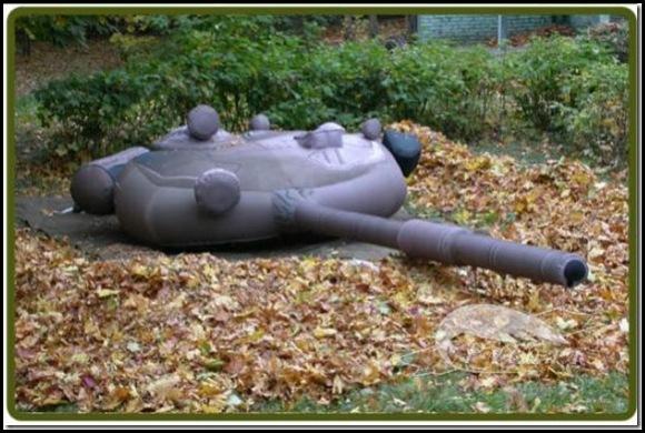 Russie une armée gonflable-7