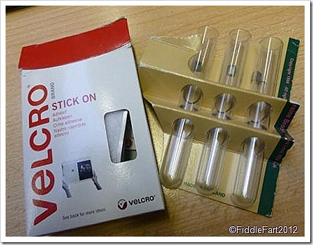 Velcro Stick On National Velcro Month