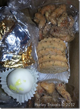 Christmas Goodies Box.
