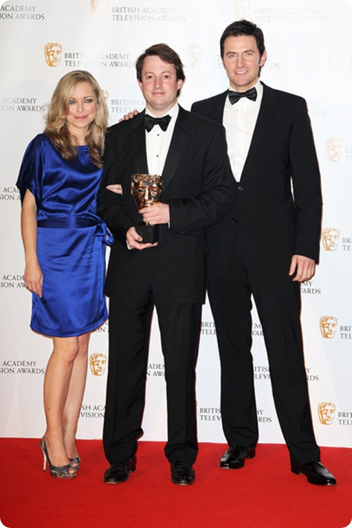 David Mitchell Richard Armitage BAFTA Television f8B3myWKP1pl