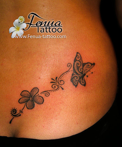 On attend avec pictures to pin on pinterest tattooskid - Tatouage de papillon ...
