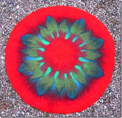 Swantjes Blättersonne