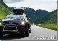 Dacia Duster Parijs-Nooordkaap 01