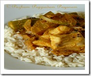 FISH WITH RAW MANGO CURRY