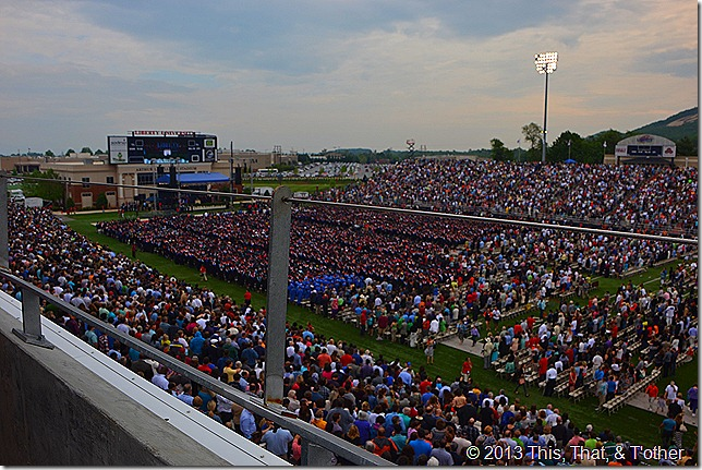 Liberty University Commencement