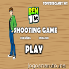 Ben 10 Shooting Game