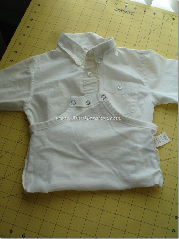 Always Tucked Little Boy's Dress Shirt5