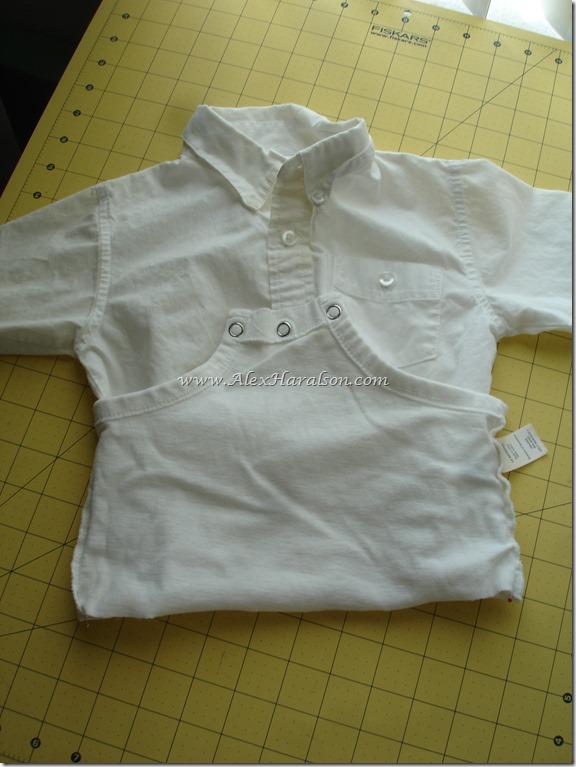 Always Tucked Little Boy's Dress Shirt5