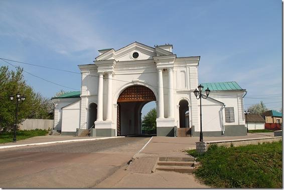 Київська брама у Глухові