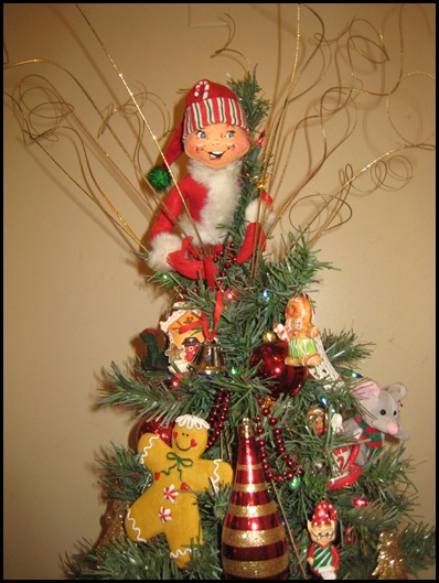elf on hall tree