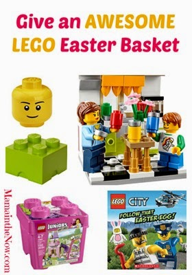 Easter lego ideas planet smarty pants lego easter basket negle Image collections