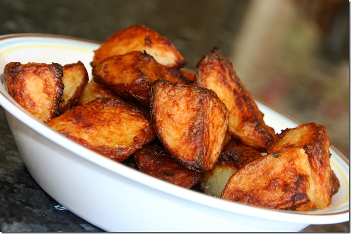 Crisp Oven-Browned Potatoes Recipes — Dishmaps