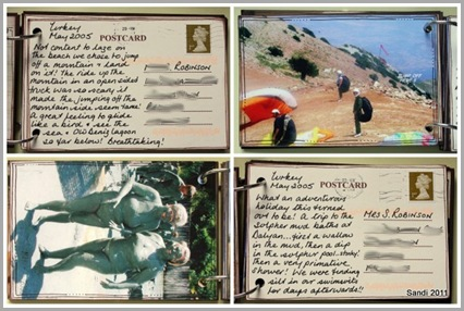 55 Postcards