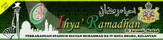 pengisian Ramadhan Kelantan