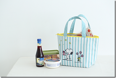 Snoopy Cooler bag 02