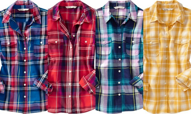 Flannel shirts blog