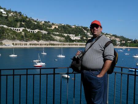 Marea Mediterana la Villefranche