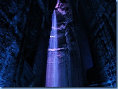 8880 Lookout Mountain, Tennessee - Ruby Falls - Ruby Falls Cavern - Ruby Falls