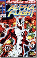 P00001 - Alpha Flight nº001  howto