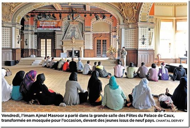 jeunes musulmans caux