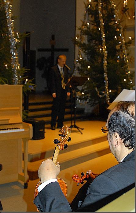 kauneimmat joululaulut  Noormarkun kirkko 118