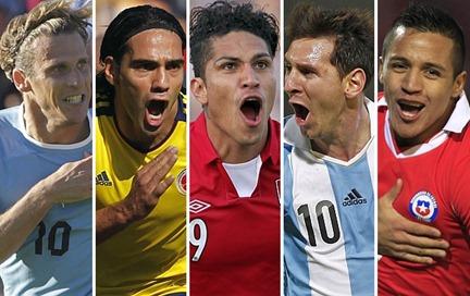 Calendario: Fecha Nueva Eliminatorias al Mundial Brasil 2014