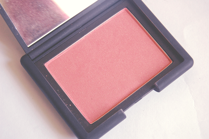 Nars Torrid Swatch Review Blusher