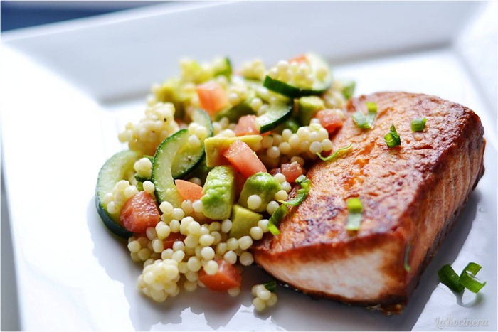 salmon couscous 1