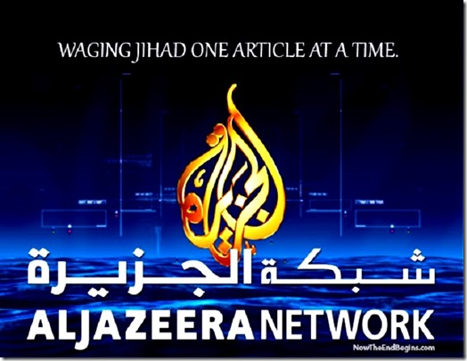 Al Jazeera Waging Jihad 1 article at a time