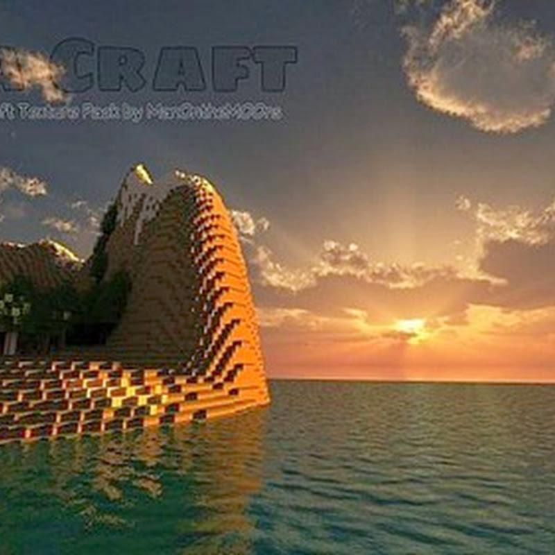 Minecraft 1.7.8 - LunaCraft Photo Realism Texture Pack 32x