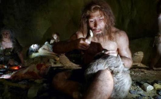 modelisation-homme-neandertal-musee-krapina-croatie-688036-616x380