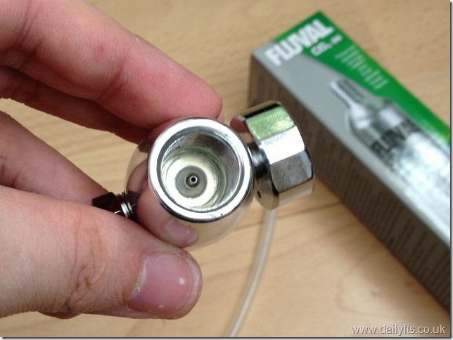 Fluval TMC 88g CO2 Cylinder.08