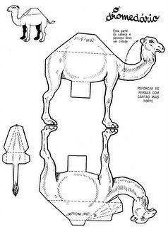 RECORTABLES ANIMALES PARA COLOREAR Y RECORTAR ANIMALES