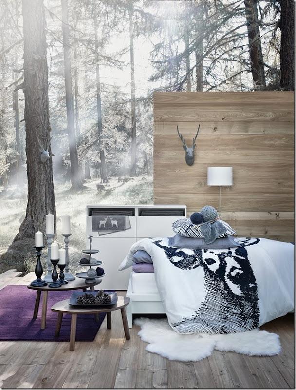 SCHWEIZ IKEA CHALET 2013