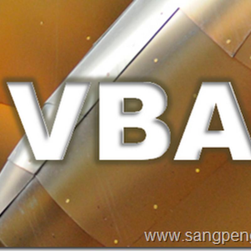 Quiz dengan VBA pada Microsoft Word