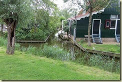 House boat in Koog-Zandijk (Small)