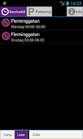 Screenshot of P-Stockholm