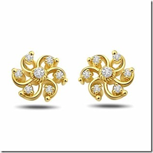 flower earring designs