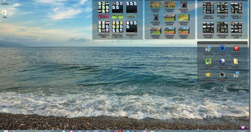 Nimi Places 常駐桌面高效率檔案總管結合時間管理功能