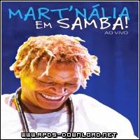 5490bbe045d77 Mart'nália   Em Samba (Ao Vivo) 2014