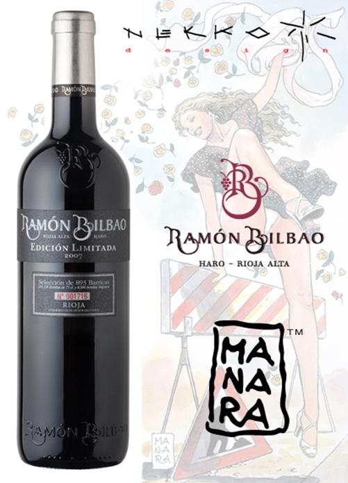 Ramón bilbao_manara_collage