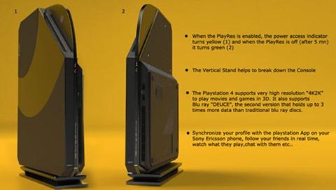 Nuevos rumores sobre PlayStation 4